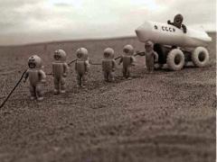 """Проект """"Поиграем в космос"""" в Музее космонавтики"""