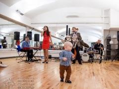 Новогодний концерт бразильского джаза в Филевском парке