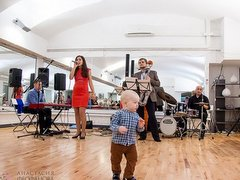 Концерт бразильского джаза с трио Esh (вокал, клавиши, контрабас) в Мытищах!