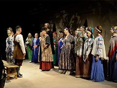 Исторический музей приглашает на необычный спектакль