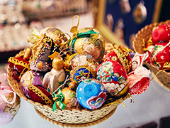 Старейшая юбилейная рождественская ярмарка подарков откроется в ЦДХ