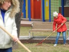В Москве стартует месячник по благоустройству