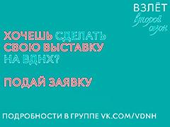 """Выставочный проект в области современной культуры """"Взлёт"""". Второй сезон"""