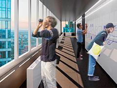 """В """"Москва-Сити"""" откроется музей с панорамным видом на город"""