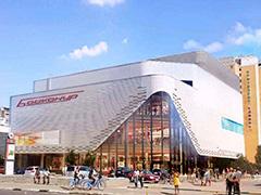 """Четыре зрительных зала и зоны отдыха: в Отрадном реконструируют кинотеатр """"Байконур"""""""