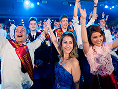 Бал и машина времени: выпускной в Парке Горького посвятят 870-летию Москвы