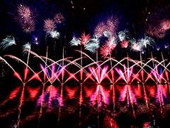 Пиротехники из России победили на III Международном фестивале фейерверков