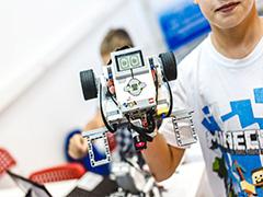 ВДНХ пройдут финальные мастер-классы по робототехнике