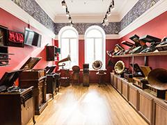 Дом винтажной музыки на ВДНХ вошел в первую тройку самых интересных музеев Москвы