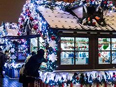 """Более 320 шале откроют на площадках фестиваля """"Путешествие в Рождество"""""""