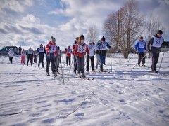 Приглашаем принять участие в лыжном пробеге на Бородинском поле