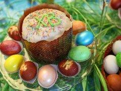 Угощение к празднику: более 3,5 миллиона куличей испекут столичные хлебозаводы