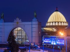 """Новейший Центр """"Космонавтика и авиация""""на ВДНХоткроется для посещения 13 апреля"""