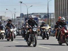 Когда по душе мотоциклы: по Садовому кольцу проедут около трех тысяч байкеров