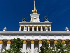После реставрации: как преобразился Центральный павильон ВДНХ