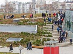 Социальная карта москвича позволит посетить «Зарядье» со скидкой