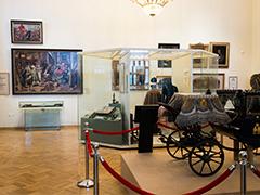 В Историческом музее запустили информационно-навигационный комплекс