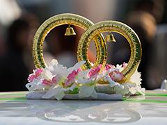 Более 2000 пар заключили семейный союзво Дворце бракосочетания ВДНХ в 2018 году