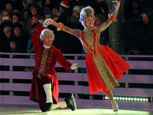 Ледовые шоу Москва