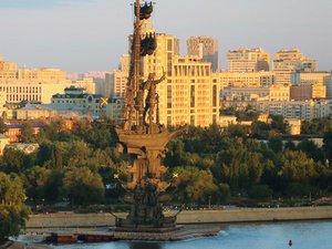 Памятник Петру I отремонтируют до конца года