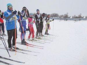 Парк Победы лыжная трасса Москва