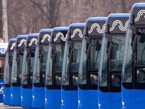 Реклама на городском транспорте Москва