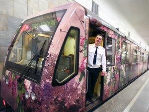 Тематические поезда Москва