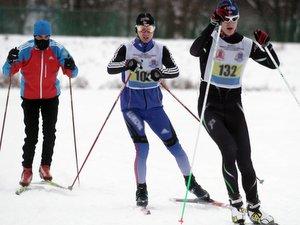 Всепогодная лыжная трасса Москва