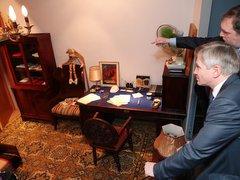 Передача предметов из коллекции Марины Влади в дар Москве