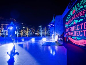 фестиваль Путешествие в Рождество Москва