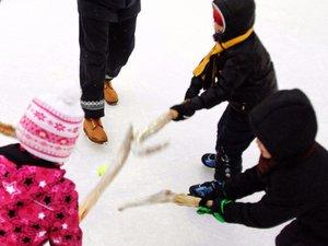 Жители Котловки проголосовали за хоккейный турнир для школьников
