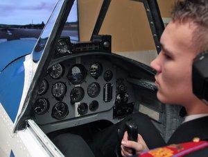 В кадетском корпусе Москвы будут готовить будущих лётчиков