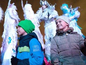 Зимние экскурсии в парках Москвы