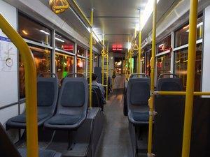 ночные автобусы Москва
