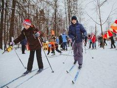 День зимних видов спорта в парках Москвы