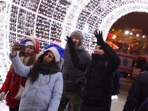 студенческий переполох Москва