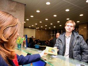 выставка в метро Москва